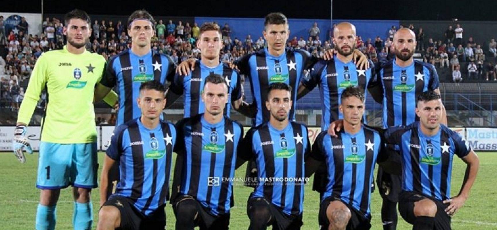 Bisceglie Calcio, ripresa la preparazione per la sfida contro il Catanzaro