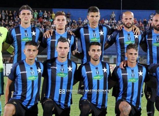 Il Bisceglie Calcio chiude il 2017 con un pareggio: contro il Francavilla è 0-0