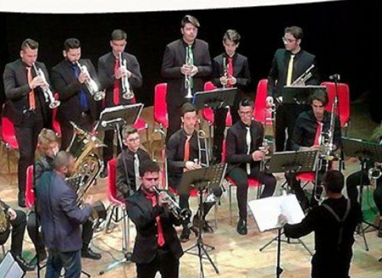 """Il brass ensemble biscegliese """"Il Cenacolo"""" ospite al """"Festival giovani '900 e dintorni"""""""