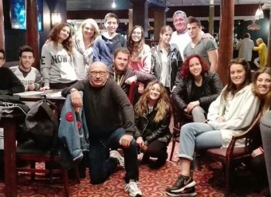 """""""International Internship"""", due mesi di formazione a Dublino per quindici studenti dell'IISS Dell'Olio"""