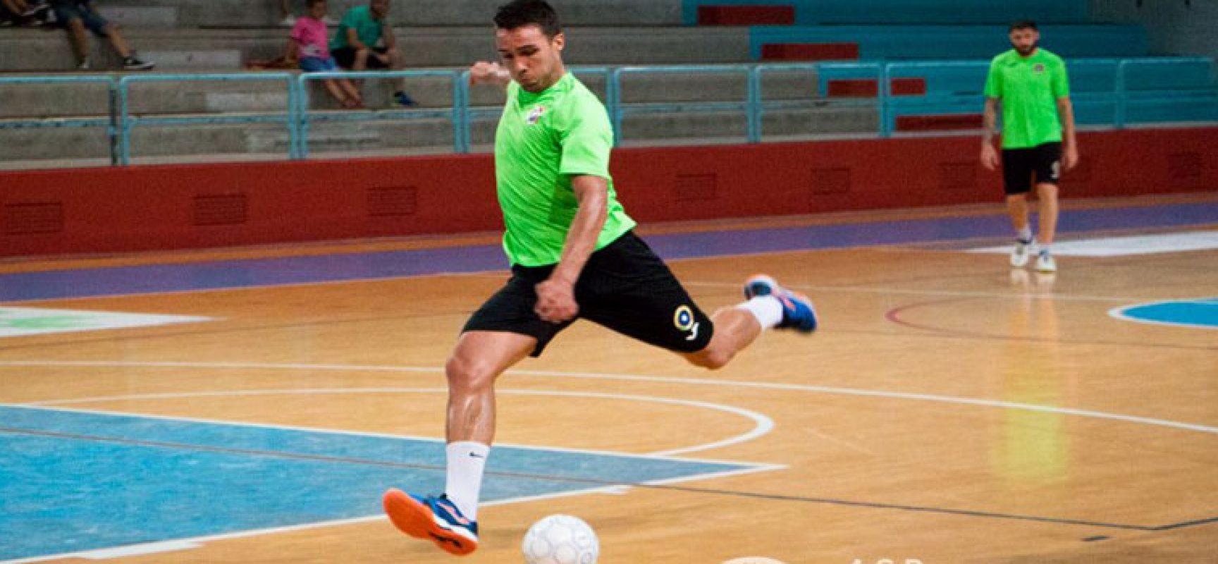 Futsal Bisceglie ko in amichevole contro il Cisternino