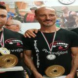 Sollevamento pesi, ottimi risultati per tre atleti biscegliesi della Fit Combat