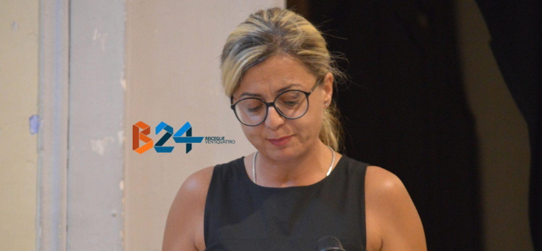 """Giorgia Preziosa: """"Al fianco di Gianni Casella per amministrare la città nel modo giusto"""""""