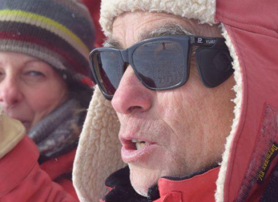 Il ricercatore biscegliese Nicola La Notte capo spedizione in Antartide, la sua esperienza