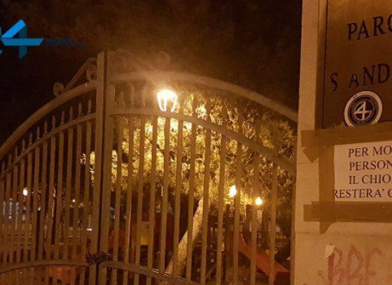 Parco Sant'Andrea, il Comune ordina la cessazione attività per il chiosco