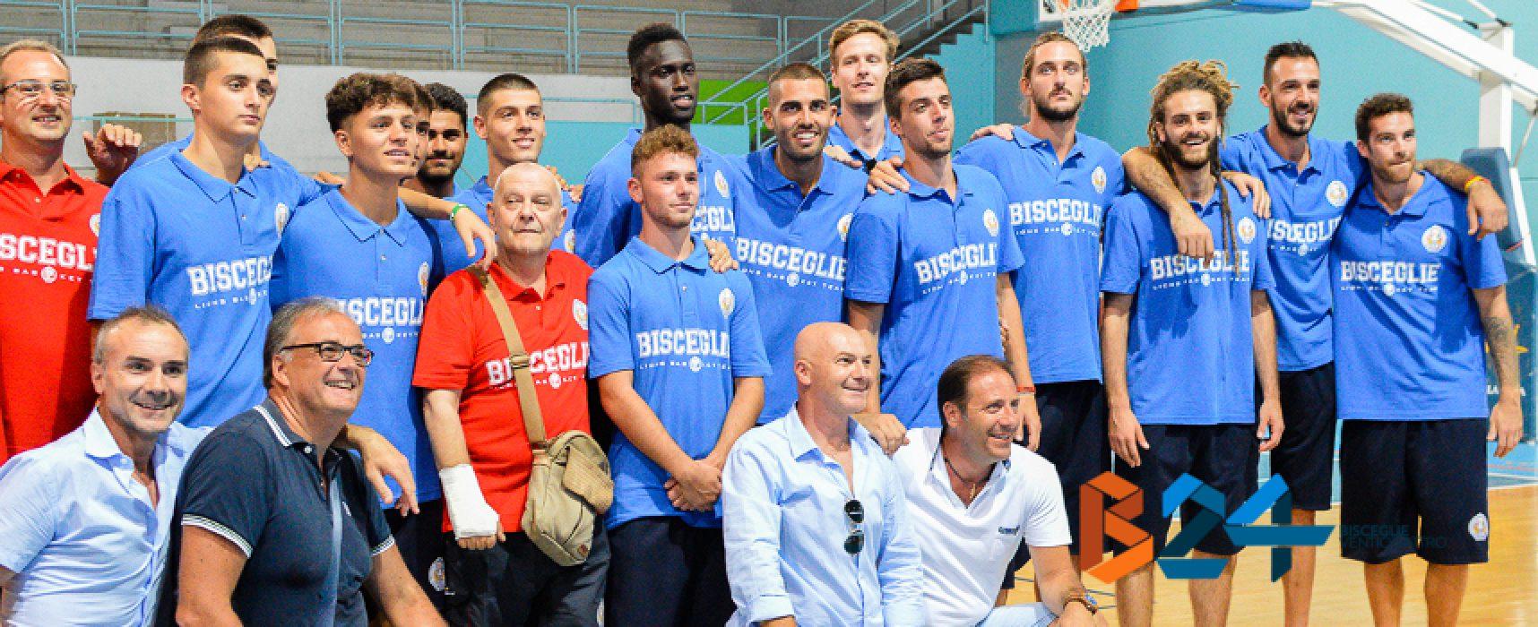 Basket, Di Pinto Panifici Bisceglie pronti all'esordio casalingo contro Pescara
