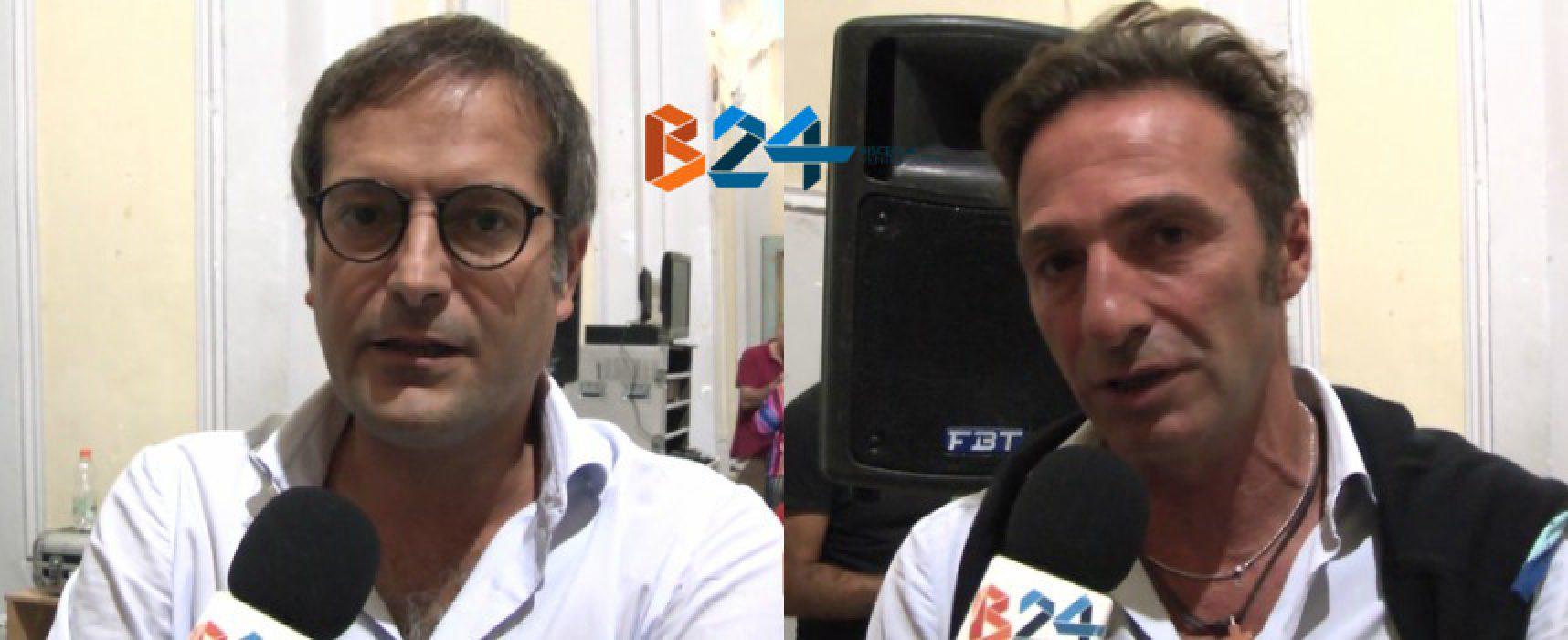 Decadenza Spina, interviste ad Angarano (Pd) e Casella (Dc) / VIDEO
