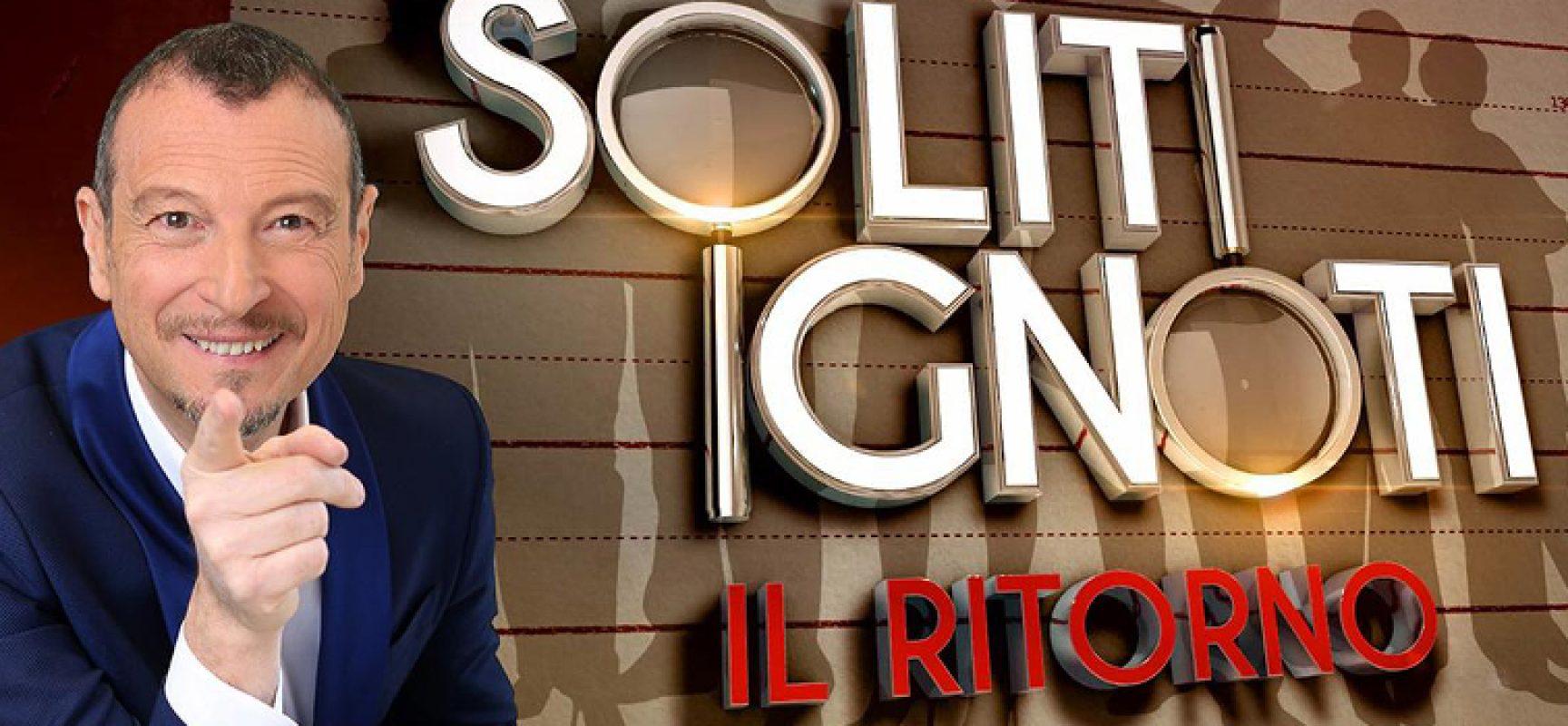 """Raiuno, il game show """"Soliti Ignoti"""" cerca concorrenti e comparse / Ecco come candidarsi"""