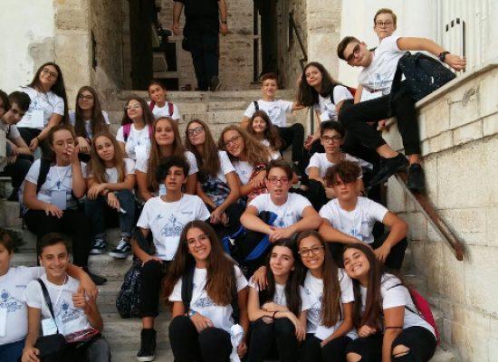"""Concerto-evento """"Mille cori per ricominiciare"""", protagonista il coro della scuola """"Monterisi"""" di Bisceglie"""