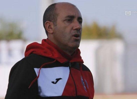"""Bisceglie Calcio all'esame Lecce, Zavettieri: """"Voglio una squadra che giochi con personalità"""""""