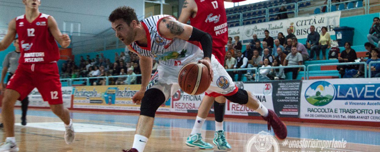 Basket, DI Pinto Panifici in cerca del riscatto nel match casalingo contro Nardò
