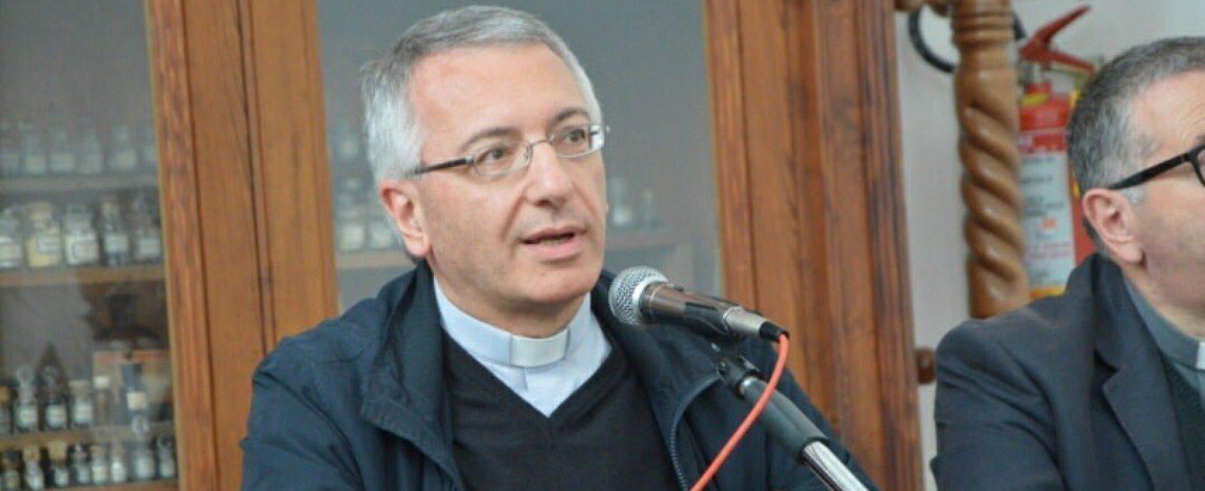 Il nuovo arcivescovo Monsignor Leonardo D'Ascenzo incontra la città