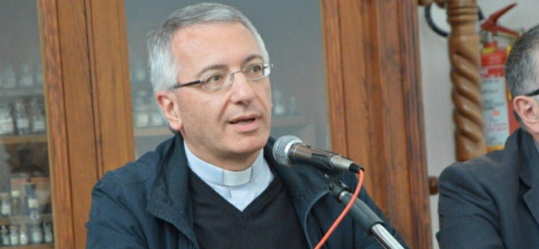 Seminario Bisceglie, Mons. Leonardo D'Ascenzo presiede celebrazione eucaristica