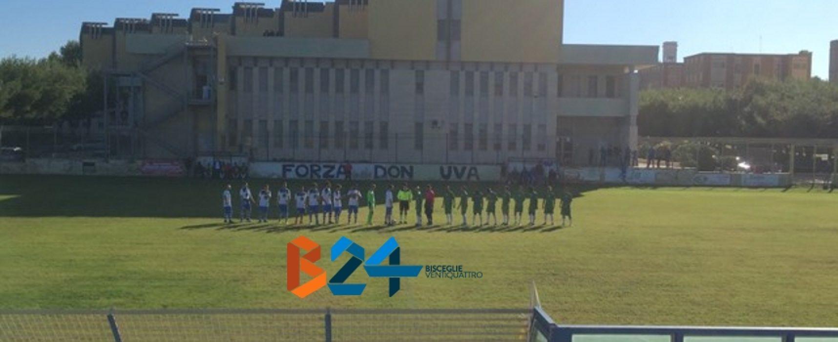 Pasculli show, il Don Uva vince in rimonta in Coppa giocando un tempo in inferiorità numerica