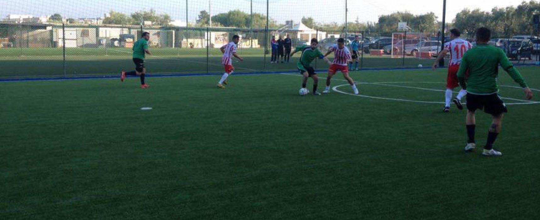 Futbol Cinco Bisceglie, sette reti alla Vigor Barletta
