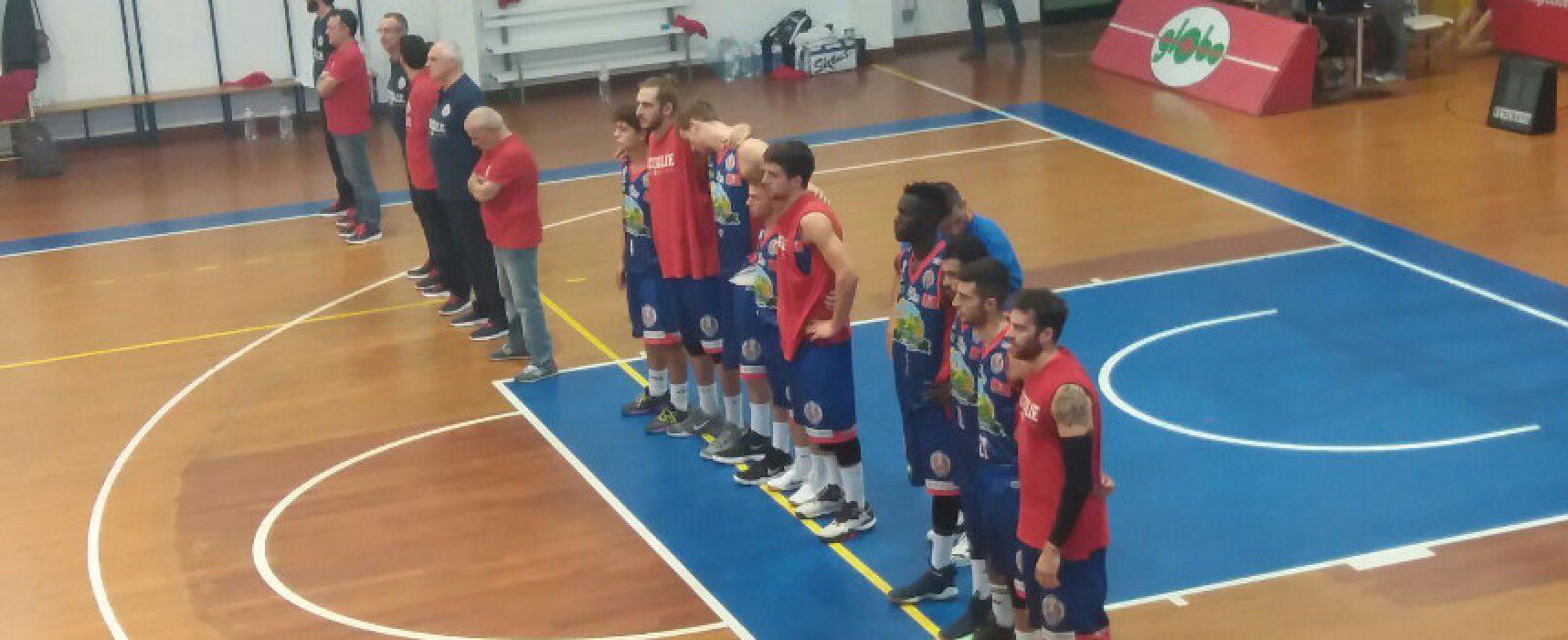Basket, pesantissima sconfitta contro Giulianova per la Di Pinto Panifici