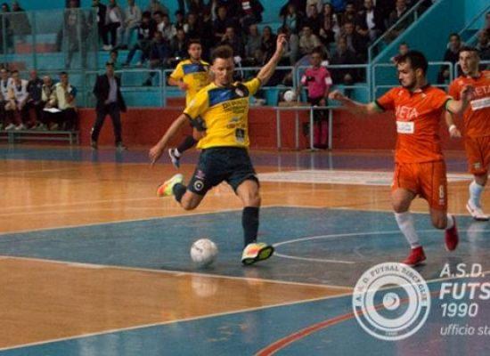 Futsal Bisceglie – Meta 2-3 / HIGHLIGHTS VIDEO