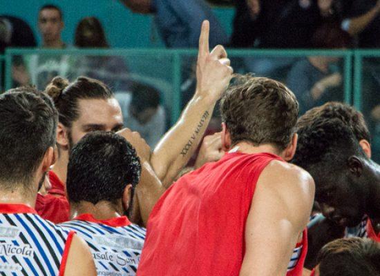 Lions Basket Bisceglie: si lavora per il futuro, Di Nardo rimane in sella