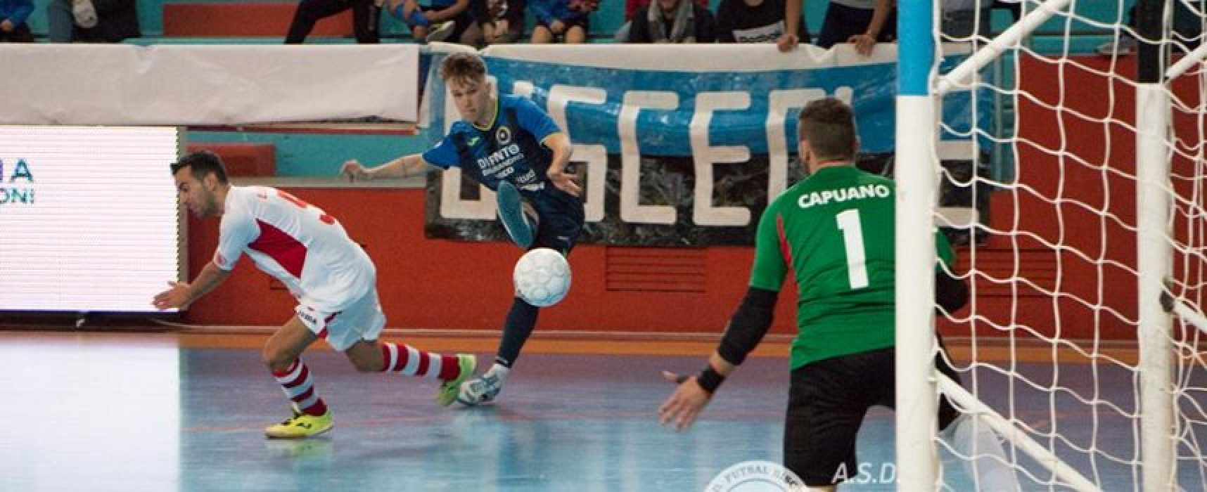 Futsal Bisceglie – Barletta 3-3 / HIGHLIGHTS VIDEO