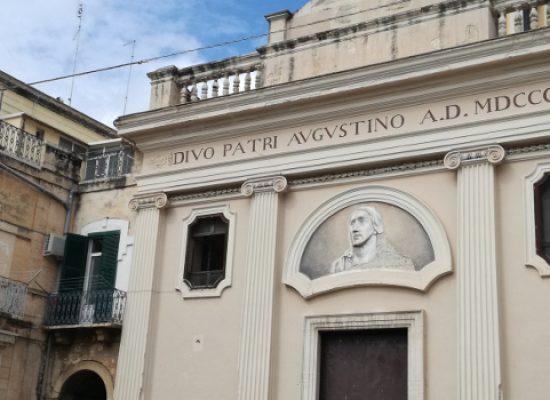 """Chiesa di Sant'Agostino, lavori al via. Don Stefano: """"Ristrutturazione indispensabile"""""""