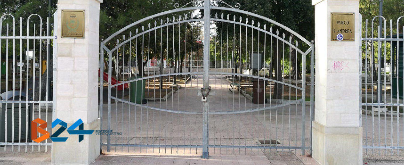"""Parco sant'Andrea ancora chiuso, i chiarimenti dell'associazione """"Il Villaggio degli Angeli"""""""