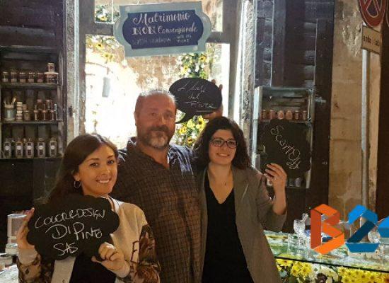 """A Sposi nel Borgo Antico un lieto fine originale con il """"Matrimonio non convenzionale"""" / VIDEO"""