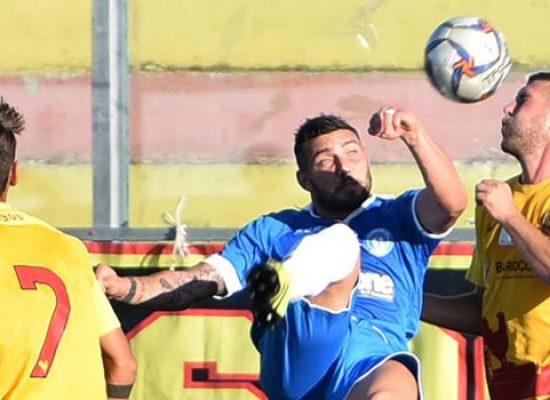 Unione Calcio, la perla di Visconti non evita il ko contro la Vigor Trani