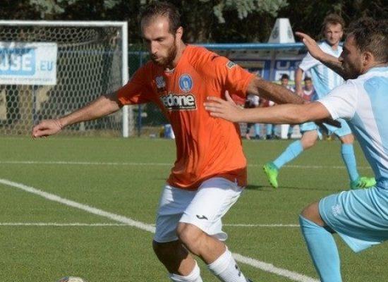 Unione Calcio sconfitta in rimonta a Bitonto
