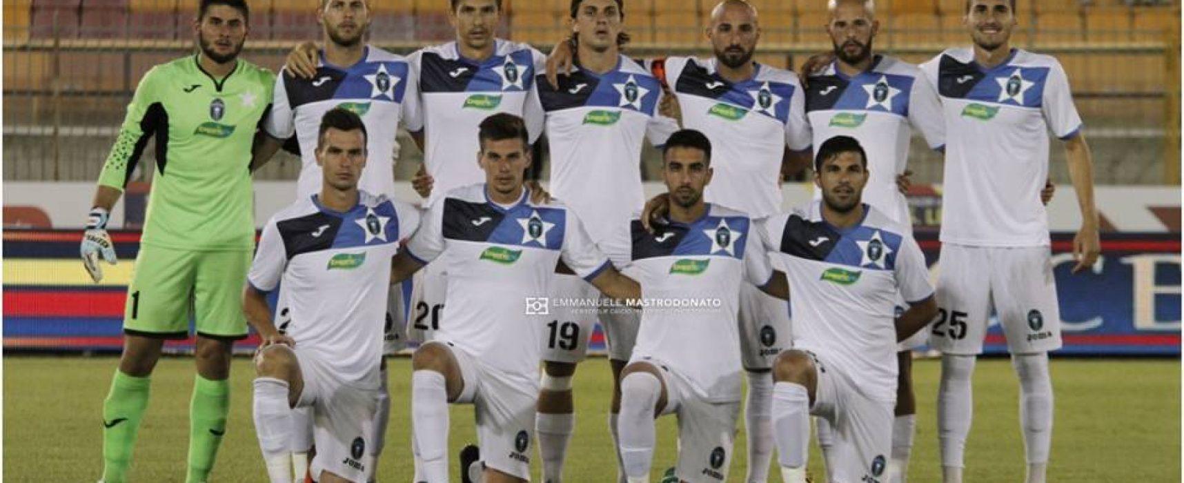 """Bisceglie Calcio, nel turno infrasettimanale arriva la Juve Stabia al """"Ventura"""""""