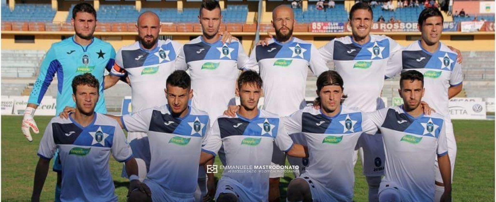 """Al Bisceglie Calcio manca solo il gol per battere la Reggina al """"Granillo"""""""