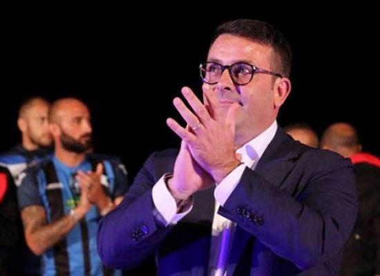 Canonico annuncia le dimissioni da presidente del Bisceglie Calcio