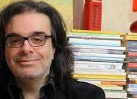"""Carmine Castoro presenta a Makeart il suo ultimo libro """"Il sangue e lo schermo"""""""