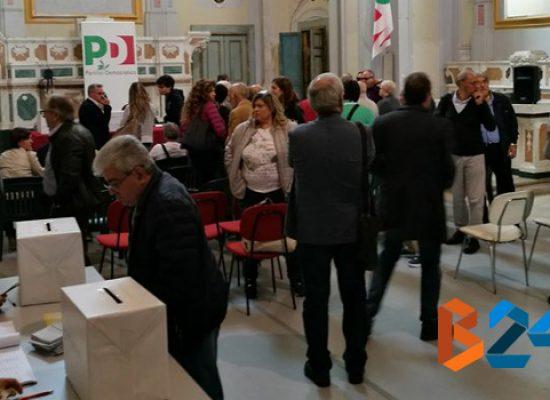 Congresso Pd, al via le votazioni per la segreteria cittadina, tre i candidati