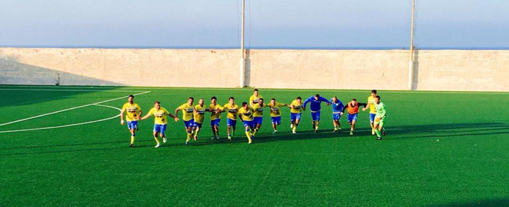 Don Uva Calcio, contro la Virtus Molfetta arriva la terza vittoria consecutiva