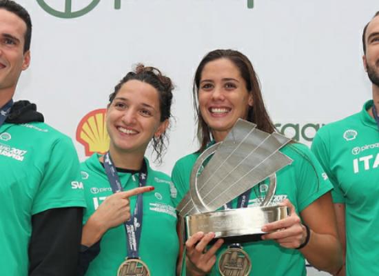 Nuoto, buoni risultati per la Di Liddo con la nazionale italiana in Brasile