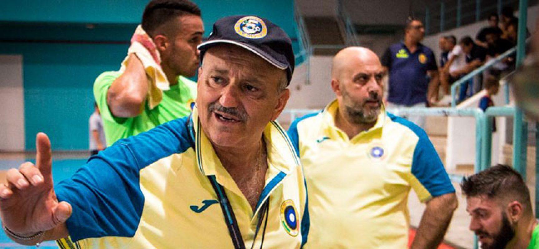 Il Futsal Bisceglie torna in campo: al PalaDolmen arriva il Barletta