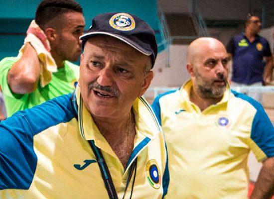 Esordio contro il Meta per il nuovo Futsal Bisceglie di Leopoldo Capurso