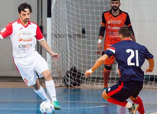 Debutto in Coppa Italia per la Diaz contro il Futsal Andria