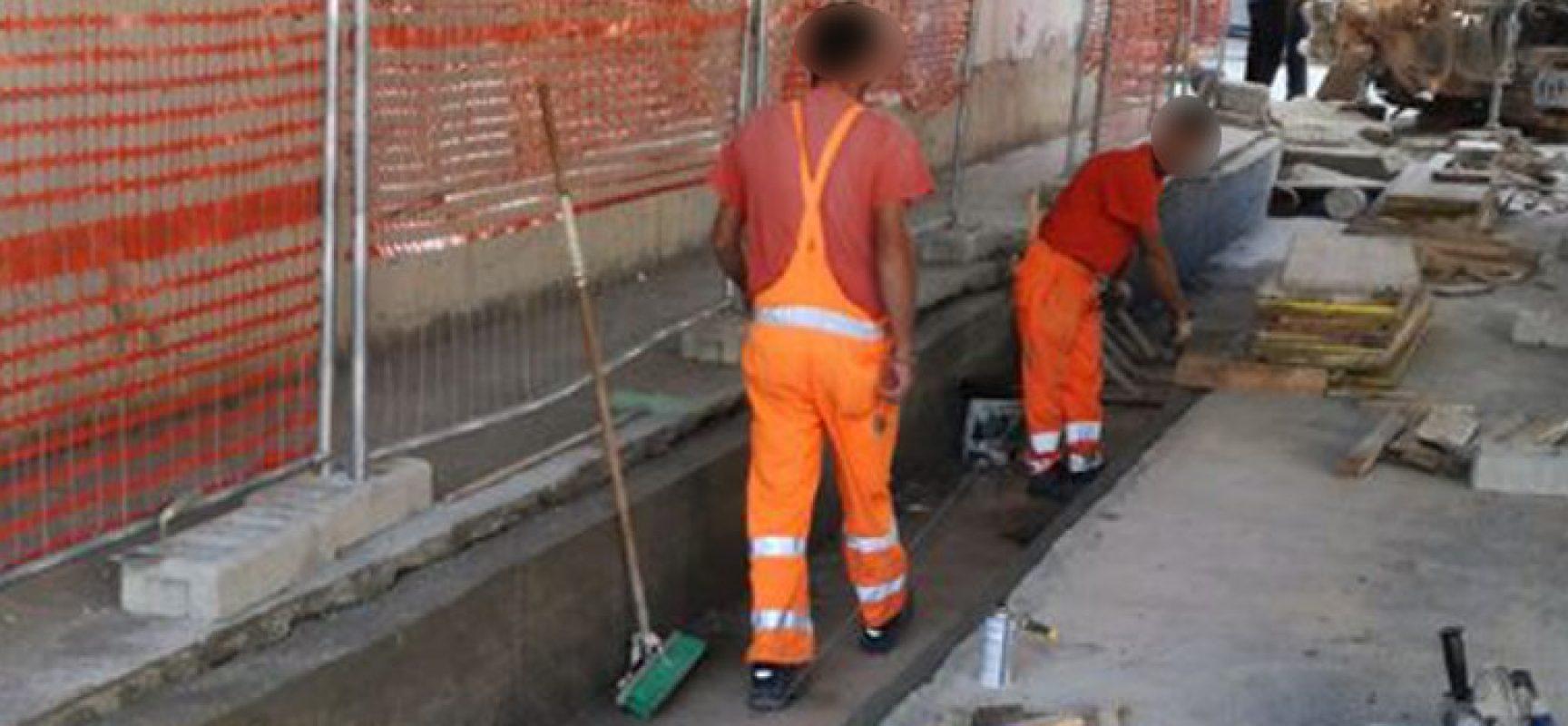 """Lavori a Fondo Noce, Di Leo: """"realizzazione vasche di raccolta acque meteoriche"""""""