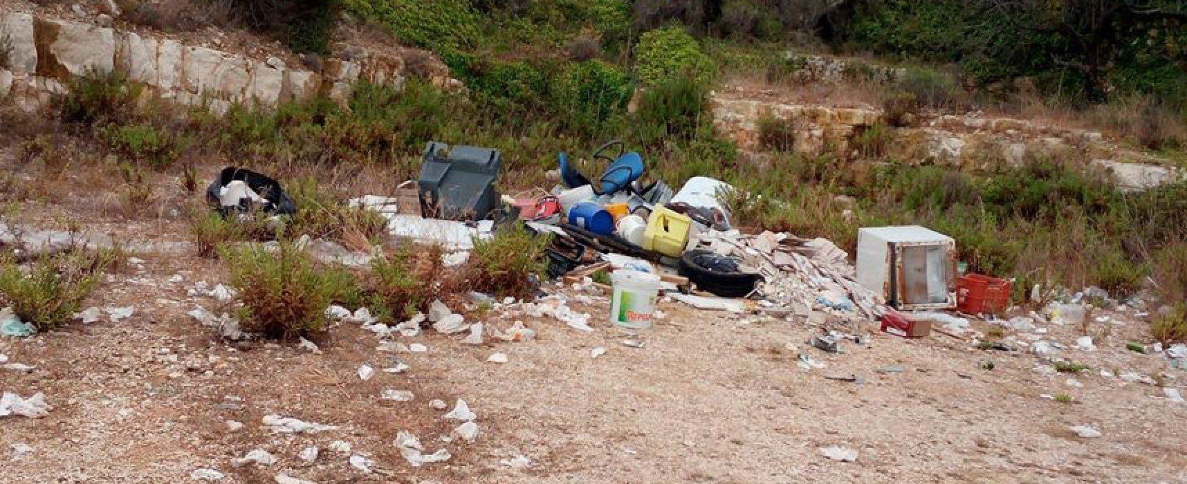 Federazione Pro Natura denuncia degrado costa di Levante / FOTO
