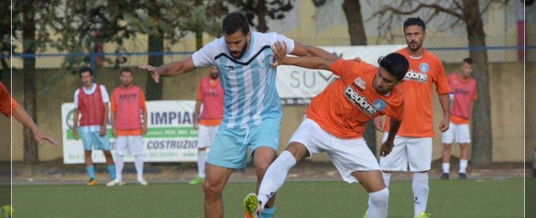 L'Unione Calcio ospita a Ruvo la capolista Vigor Trani