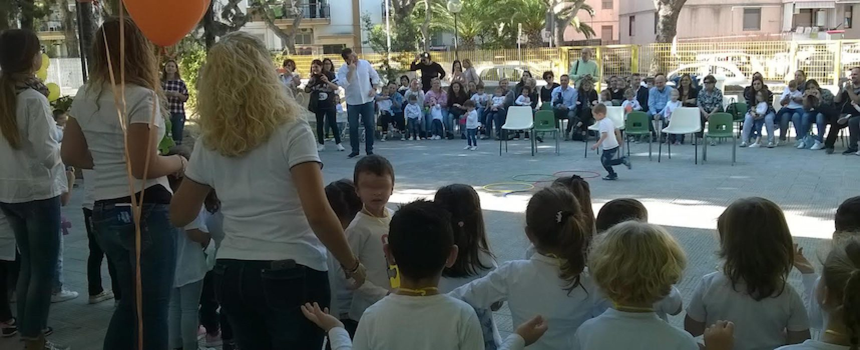 """Festa dell'accoglienza al 3° Circolo """"San Giovanni Bosco"""""""