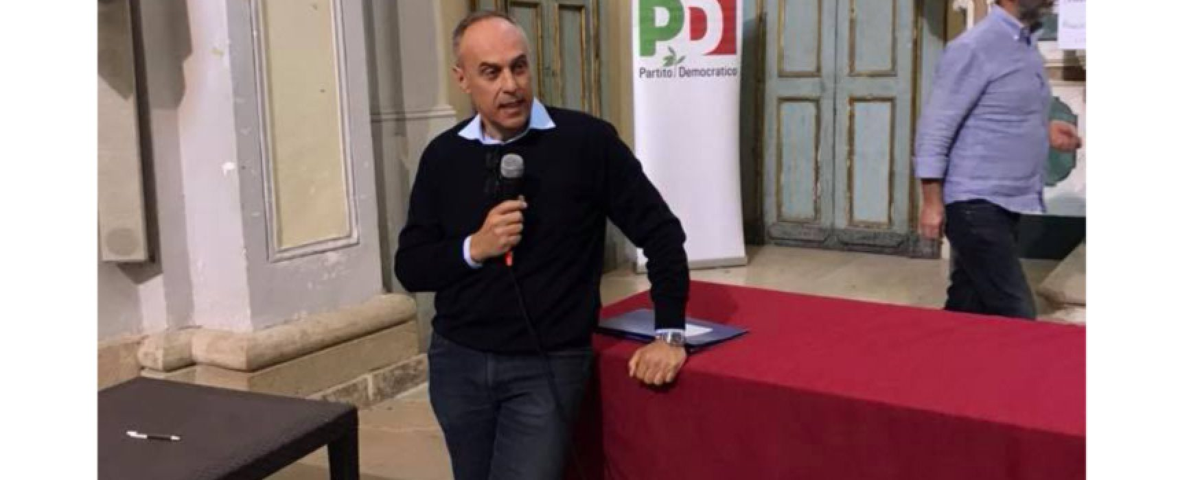 """Pd, Vito Boccia è il segretario cittadino. Mozione Sasso: """"congresso clamorosamente falsato"""""""
