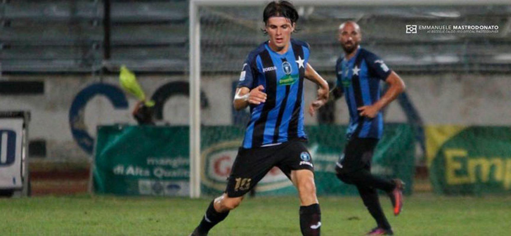 Bisceglie calcio, al via l'esodo dei calciatori e domenica incombe la Coppa Italia