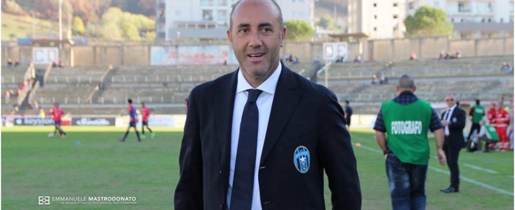 """Zavettieri: """"Trapani candidata alla vittoria del campionato; voglio un Bisceglie caparbio"""""""