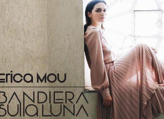 """""""Bandiera sulla Luna"""", Erica Mou svela la copertina del suo quinto album"""
