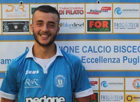 Unione Calcio, la rete di Binetti manda ko l'Omnia Bitonto