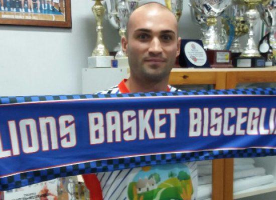 Basket, Simone Bonfiglio nuovo playmaker della Di Pinto Panifici