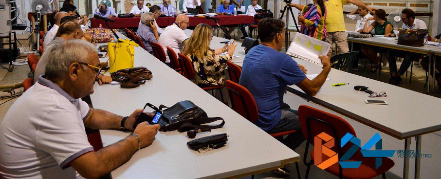 Consiglio comunale: approvazione tariffe Tari, Tasi, Imu e bilancio di previsione