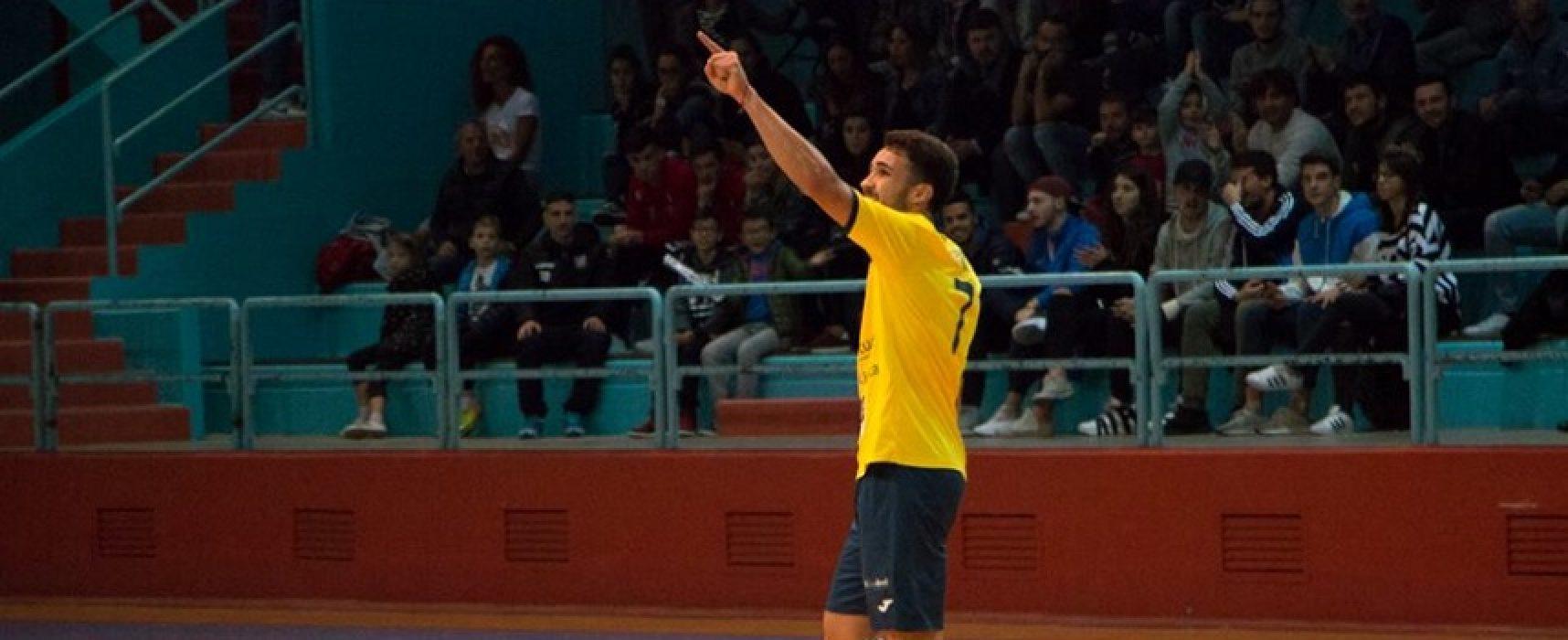 Salinis – Futsal Bisceglie 3-6 / HIGHLIGHTS VIDEO